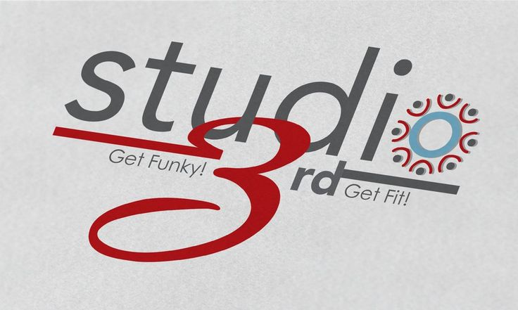 Create a big city look for a small town hip fitness studio: Studio On Third by alyssajoydesign