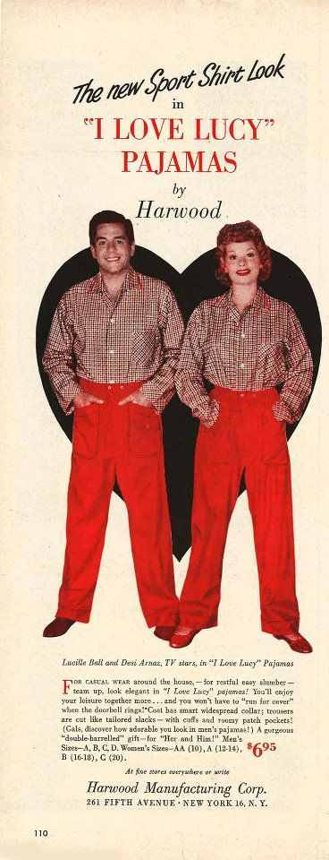I Love Lucy pajamasTotally Buy, Matching Men, Lucy Pajamas W, Desi Arnez, Videos, Lucille Ball, Lucy Pajamas Looks, Pajamas Looks Comfy, Lucy Pjs