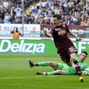 Derby 26/04/15 il gol di Matteo Darmian