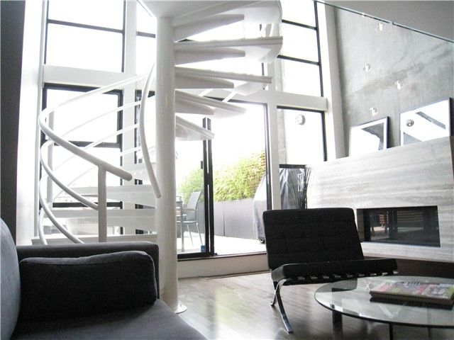 double height loft for sale