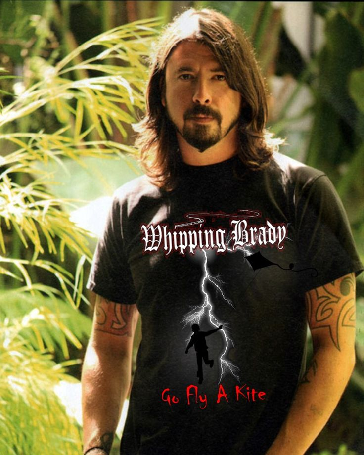 Dave Grohl 20 best Whipping Brady images