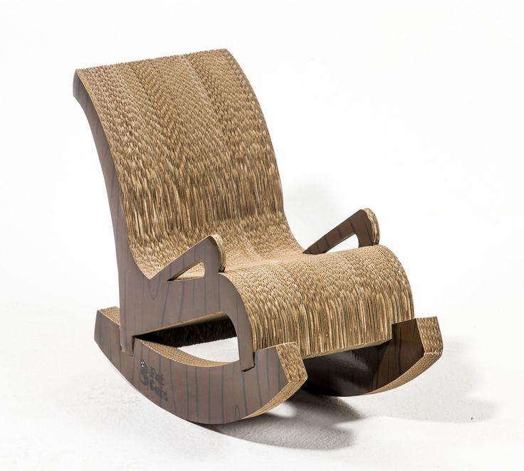 Cat Scratch Furniture   Rocking Chair Size  49 2cm  L  x 22cm. Best 20  Cat scratch furniture ideas on Pinterest   Cat scratching