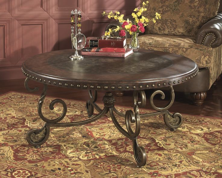 Rafferty Coffee Table Set