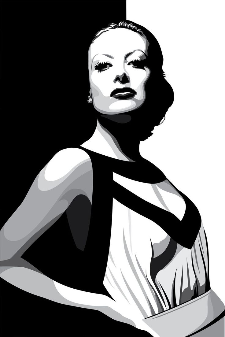 Joan Crawford by pin-n-needles.deviantart.com on @deviantART