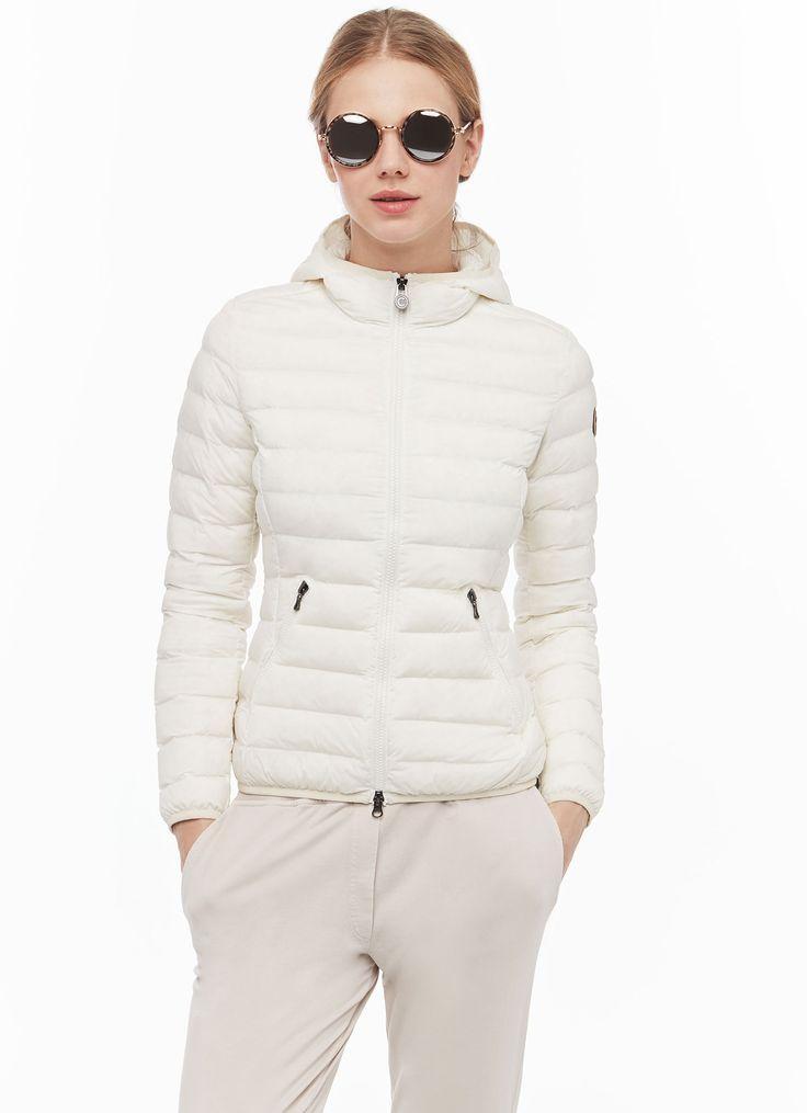 Colmar Originals superlight women's down jacket in stretch fabric - Colmar