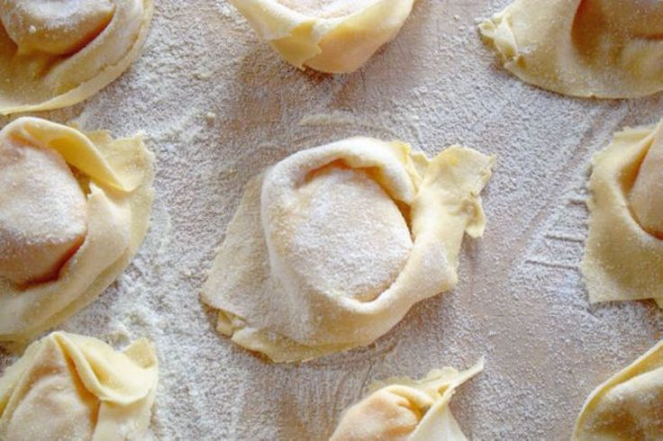 "Cappellacci di Zucca – Pumpkin ""Ravioli"" from Ferrara, Italy