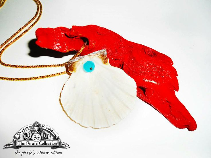 """The pirate's charm""  collection by Pericles Kondylatos"