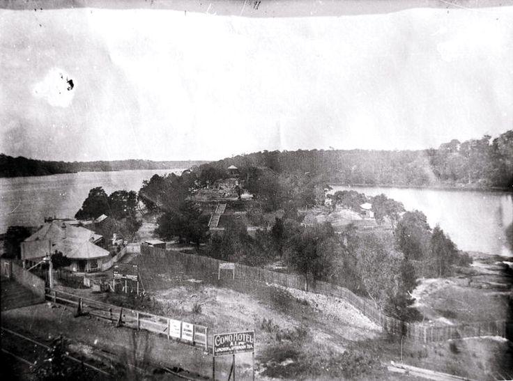 Murphy's Pleasure Grounds, Como, ca. 1914