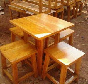 Kursi Cafe Model Persegi | Alfah Furniture