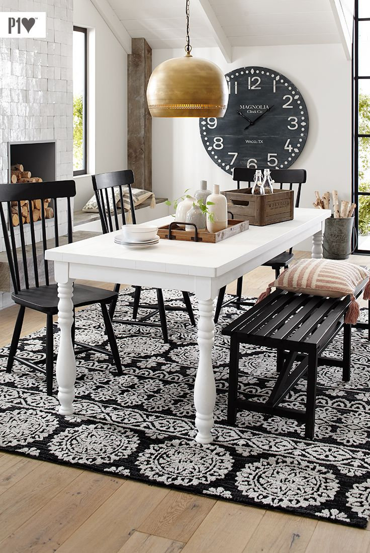 This Magnolia Home By Joanna Gaines Dining Room Has To Be A