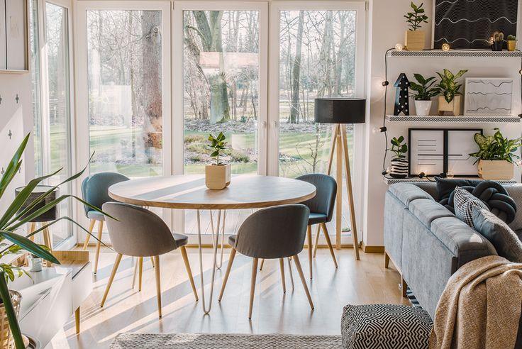 Sala de estar e de jantar pequena: 4 dicas sobre decoração | Homepedia   – inspiração