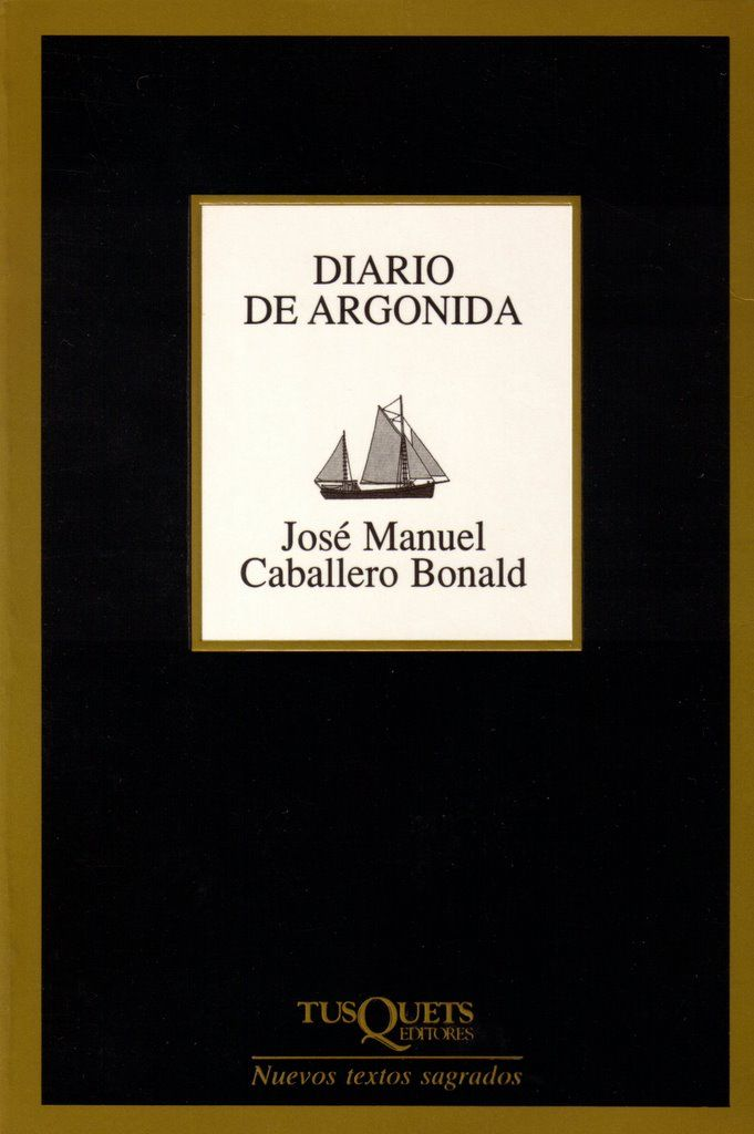 Diario de Argónida | JOSÉ MANUEL CABALLERO BONALD