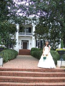 Bellevue LaGrange Georgia Antebellum home is a National Historic Landmark.