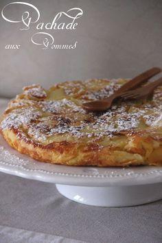 crepe aux pommes 200grammes de lait amande 4 cuil soupe graines de chia et 80gr d'eau sans sucre BON