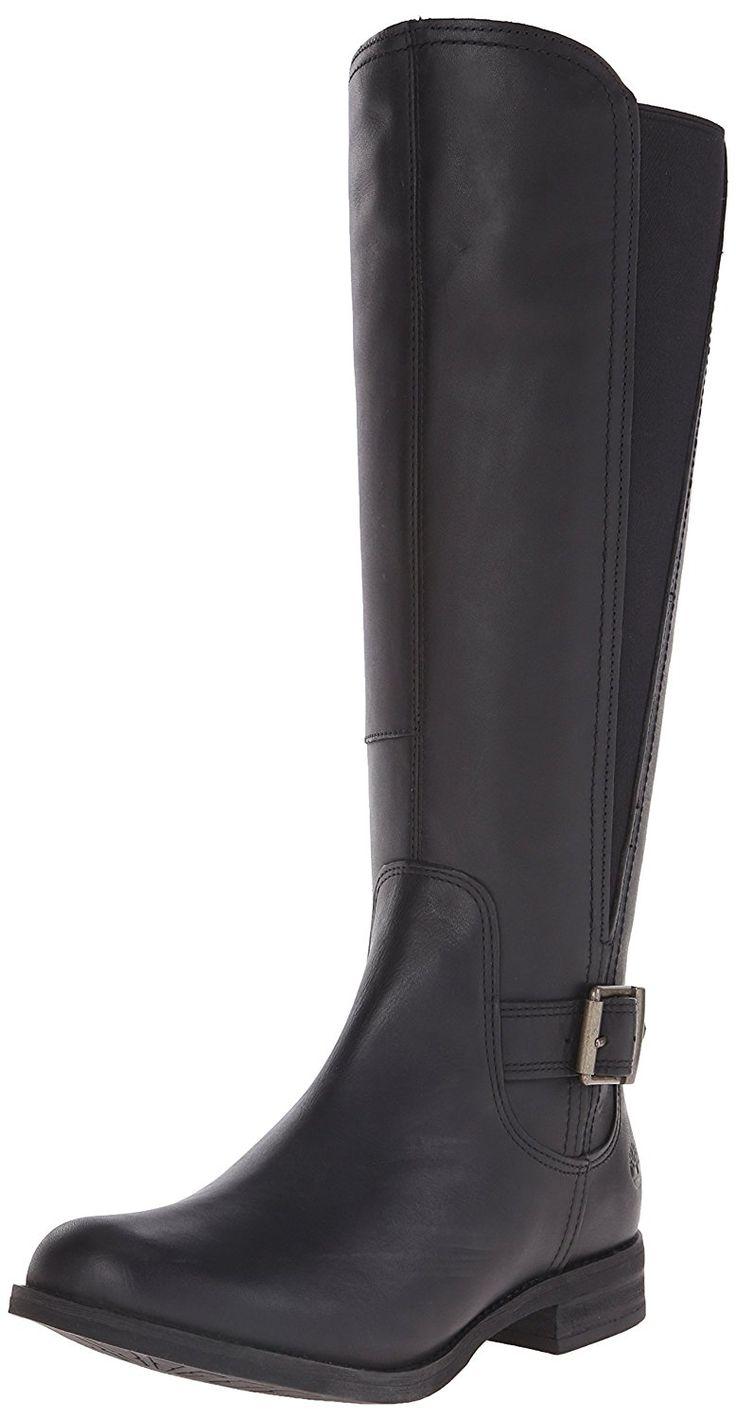 Timberland Women's Savin Hill Medium-Shaft Tall Boot >>> You can get more