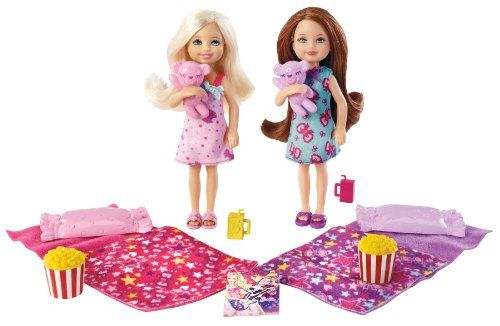 Barbie Chelsea Slumber Party Giftset Mattel,http://www.amazon.com/dp/B007RDGJHG/ref=cm_sw_r_pi_dp_gH.Msb0R97X711AK