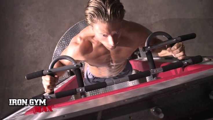 'Iron Gym Xtreme MAX' - Train je bovenlichaam