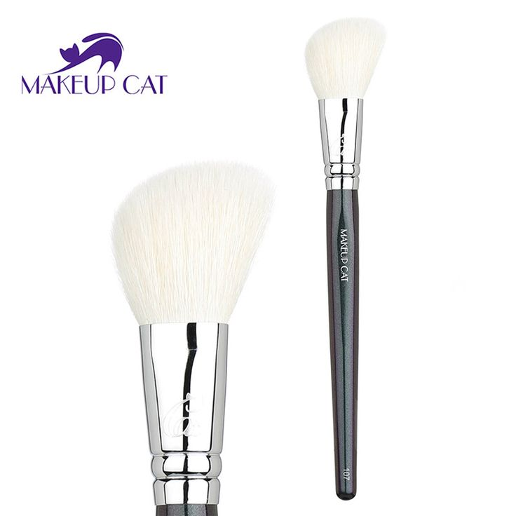 $9.69 (Buy here: https://alitems.com/g/1e8d114494ebda23ff8b16525dc3e8/?i=5&ulp=https%3A%2F%2Fwww.aliexpress.com%2Fitem%2FBrand-Makeup-cat-Blusher-Brush-Goat-Hair-Mix-Synthetic-Fiber-Good-Quality-Beauty-Makeup-Tool-Face%2F32697066220.html ) Brand Makeup cat Blusher Brush Goat Hair Mix Synthetic Fiber Good Quality Beauty Makeup Tool Face Powder Brush Cosmetic tool 107 for just $9.69