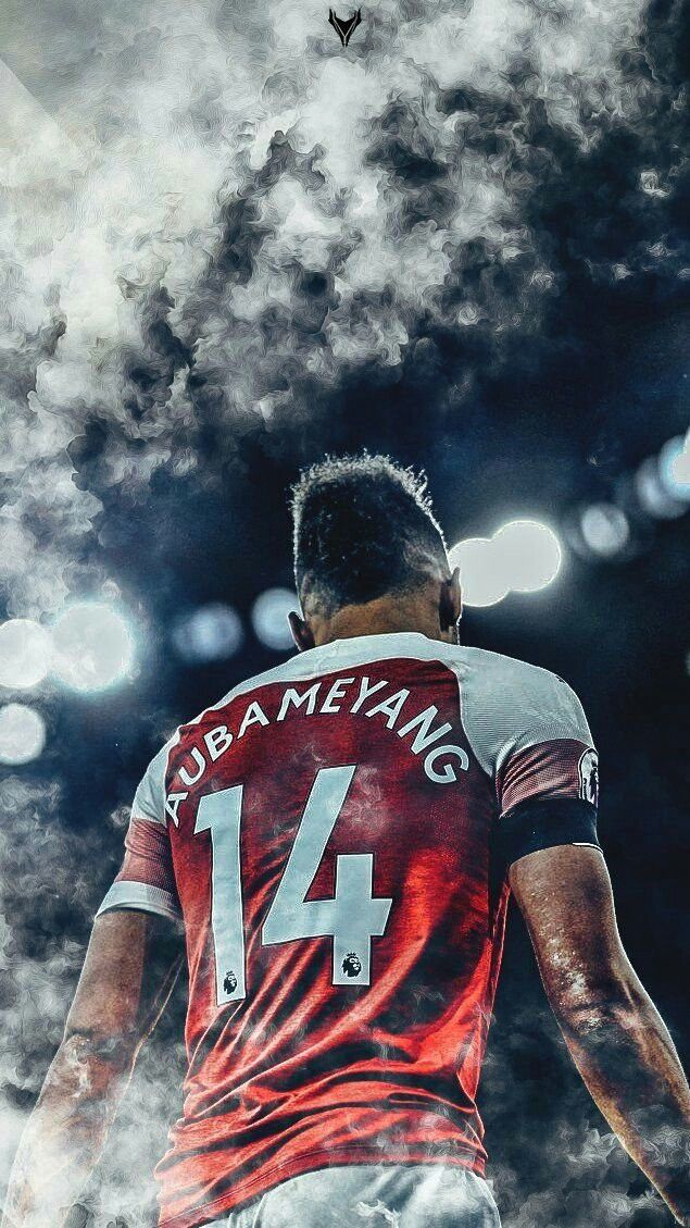 Wallpaper Of The Leading Goal Scorer For Arsenal Pe