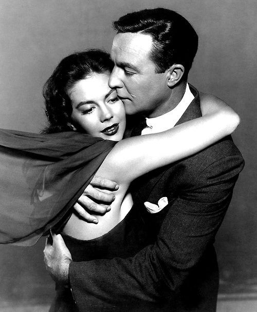 Gene Kelley and Natalie Wood publicity photo