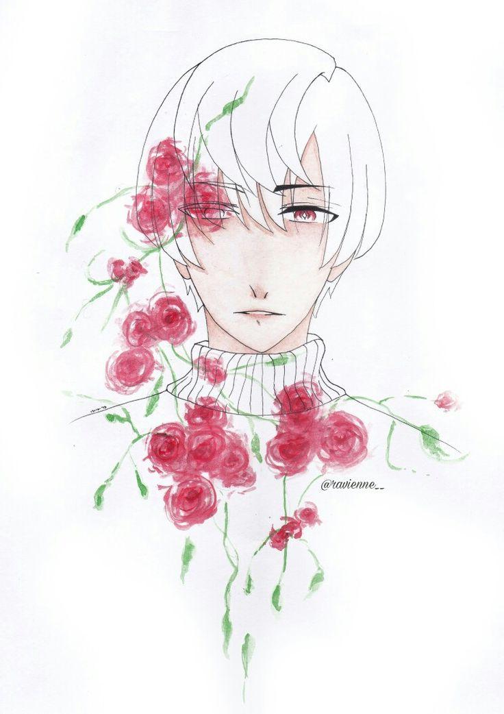 My OC, Kisuyu Akitsuki ❤