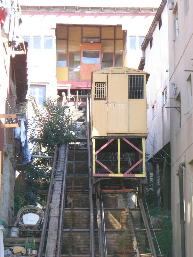 Ascensor Mariposas | Ascensores de Valparaíso