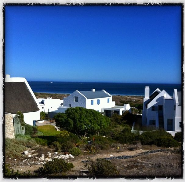 The beautiful fishing town, an artist paradise. Loads of lovely B & B's, Paternoster, Cape West Coast.