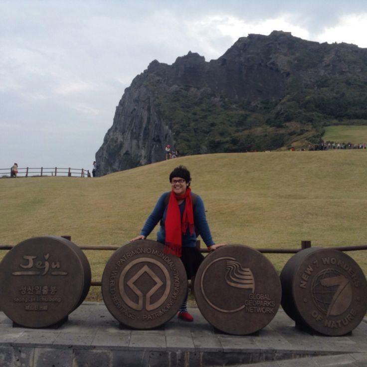 Seongsan, Jeju #KOREA