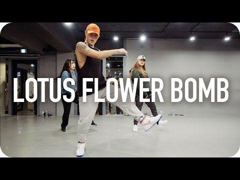 Lotus Flower Bomb Wale Ft Miguel Austin Pak Choreography