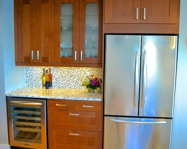 Ikea Cabinet Doors Brown Kitchen Cabinets Cottage Kitchen Design Kitchen Cabinets