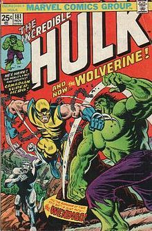 Wolverine (character) - Wikipedia