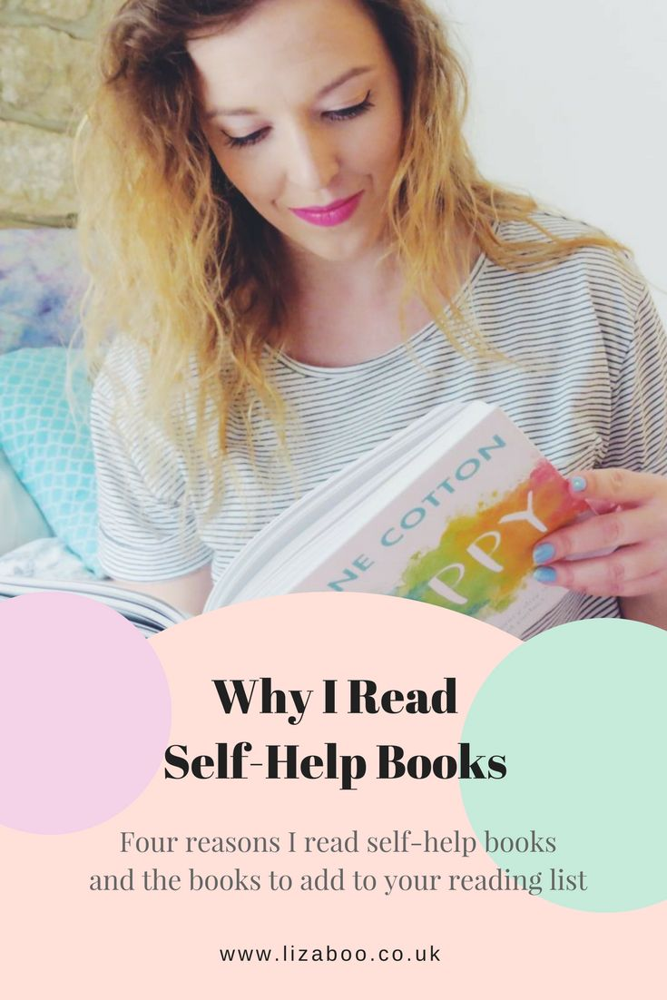 Why I Read Self-Help Books and Believe Everyone Should. I give four reasons how self-help books have improved my life, and share a list of must-reads.