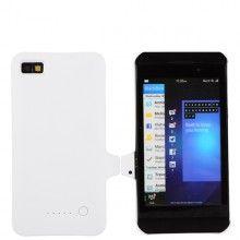 Forro BlackBerry Z10 - Bateria 3300 mAh Blanca  Bs.F. 336,32