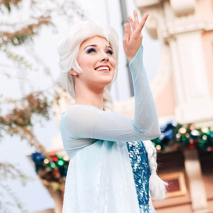 "Emmy Grace on Instagram: ""✨❄️ And it looks like she's the queen ✨❄️ #disney…"