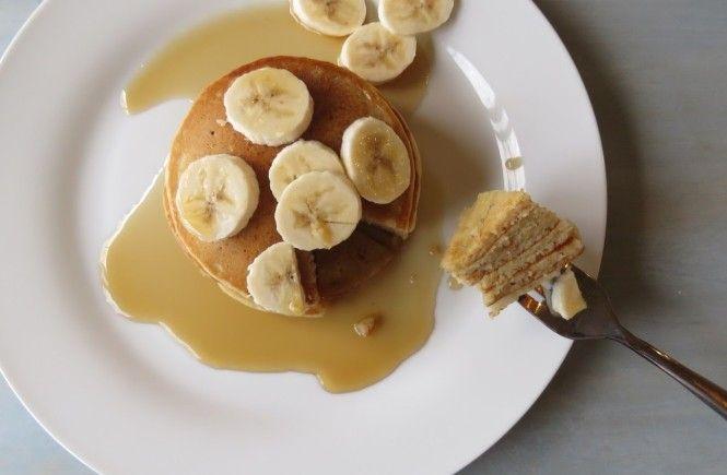 """Featherlite"" Pancakes"