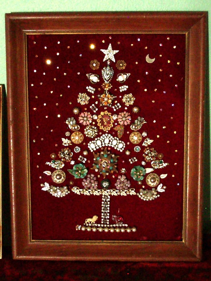 Best 20 Jewelry Christmas Tree Ideas On Pinterest