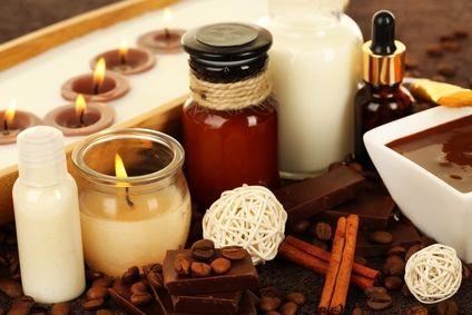 Kawowe, domowe kosmetyki do twarzy włosów i ciała