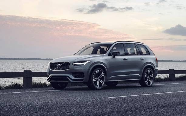 Volvo Has Revealed Its Refreshed 2020 Xc90 Suv But More Important Than The Gently Massaged Design Is The New Mild Hybrid System Volvo Xc90 Volvo Suv Volvo Xc60