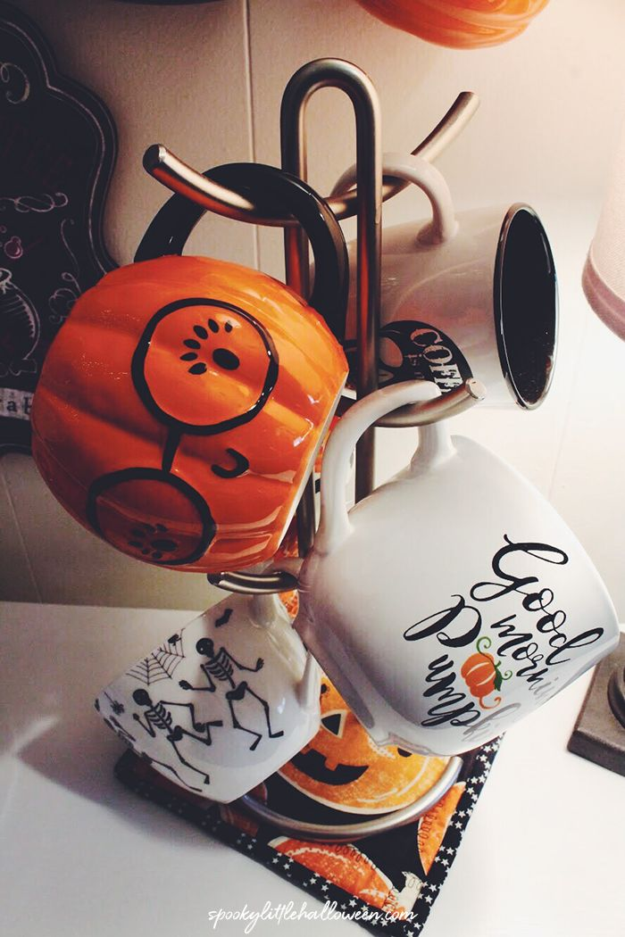 13 things you need for a killer Halloween coffee bar