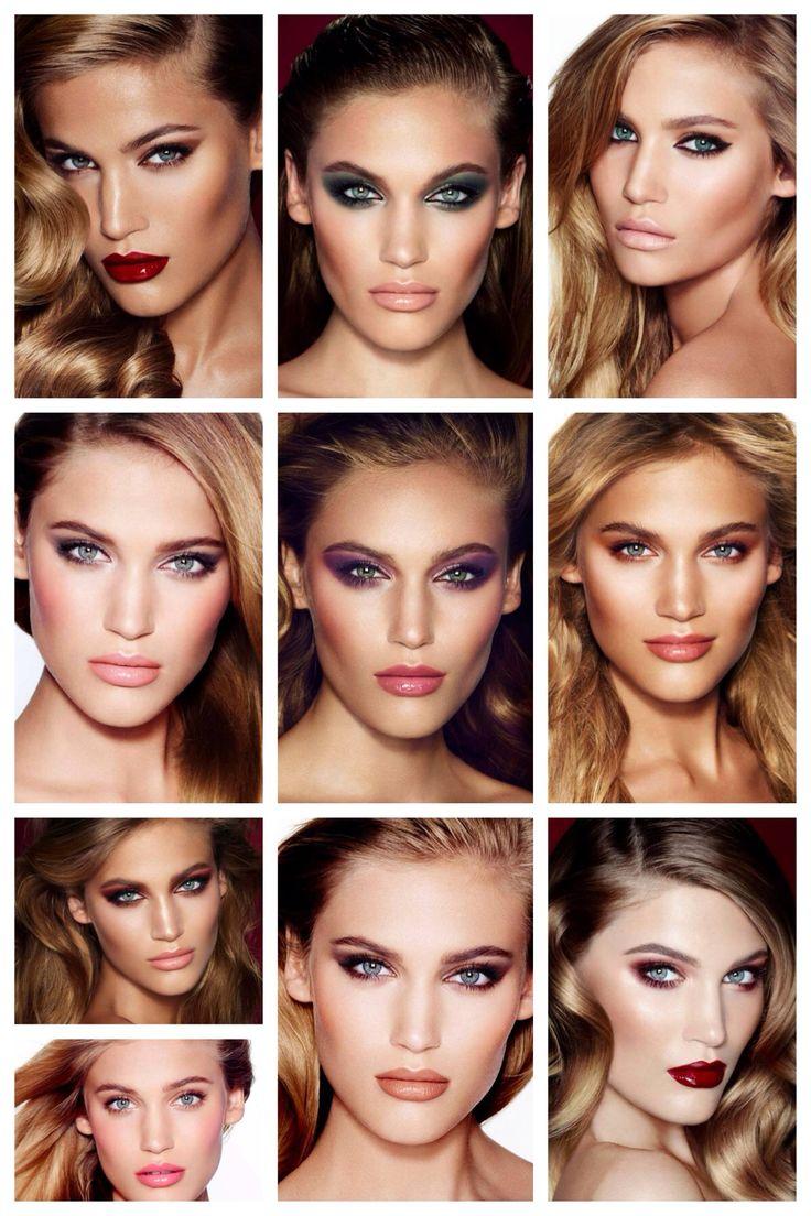 Charlotte Tilbury Makeup #magicfoundation