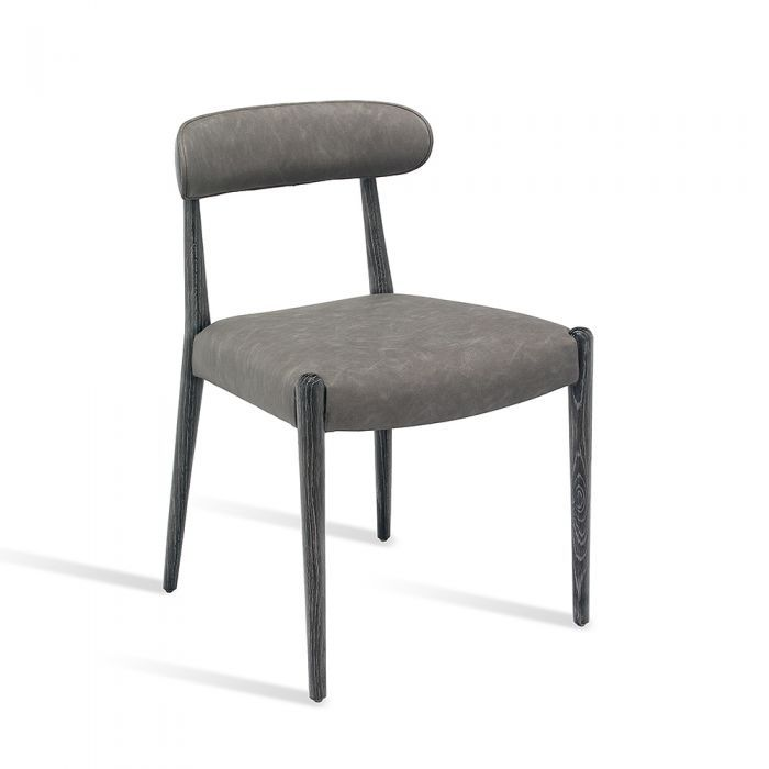 Adeline Dining Chair Charcoal In 2020 Dining Chairs Dining