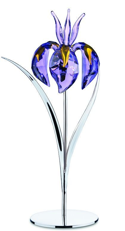 Damboa Flower by Swarovsk (Swarovski) - Crystal-Fox Gallery