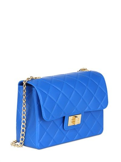 DESIGNINVERSO MILANO QUILTED SHOULDER BAG BLACK, DARK GREY, ELECTRIC BLUE, RED, TAN  https://www.facebook.com/pages/Fashion-Trends-and-Discounts/137797606390386?ref=hl