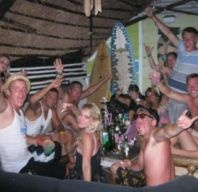 Take a look and book @ http://www.hisouthafrica.com/index.php/hostels/monkey_bay_backpackers