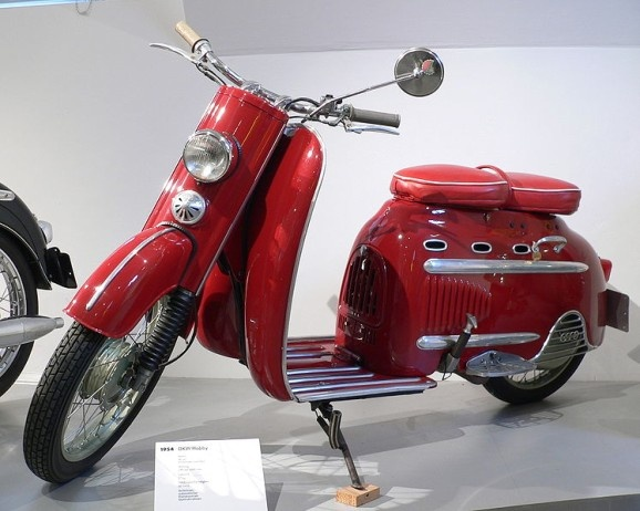 52 best images about scooters through history on pinterest. Black Bedroom Furniture Sets. Home Design Ideas