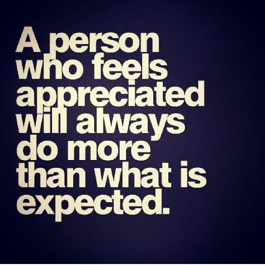 FACTs...selflessness, Appreciation, Simple Things, Small