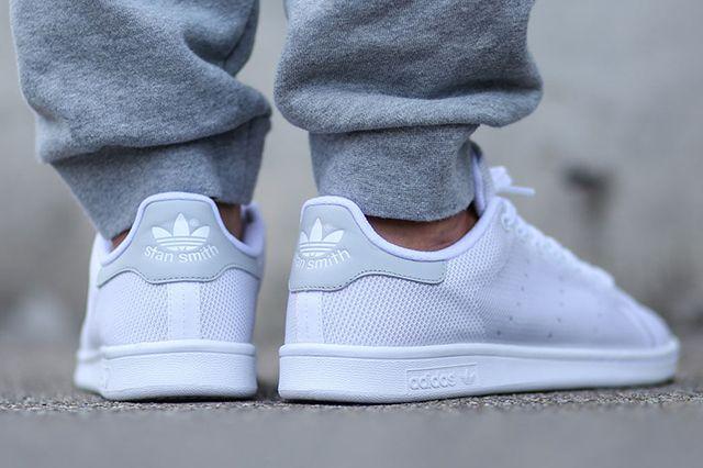 adidas stan smith solid grey