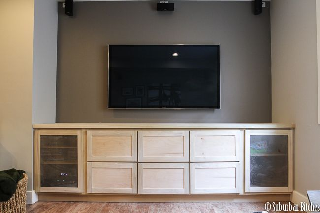 Best 20+ Basement Entertainment Center Ideas On Pinterest