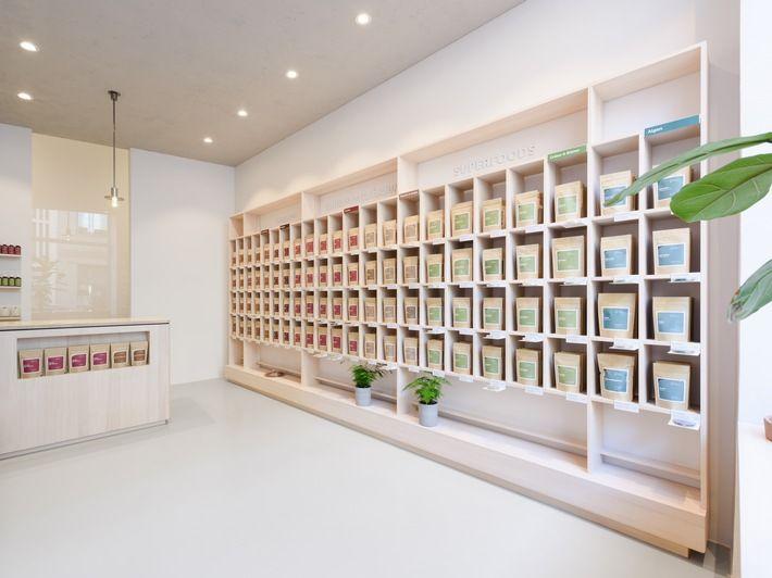 Terra Elements eröffnet Deutschlands ersten Superfoood Store in München / Drei Jahre nach der Gründung wagt das Start-Up den Schritt in die Offline-Welt | Pressemitteilung Terra Elements