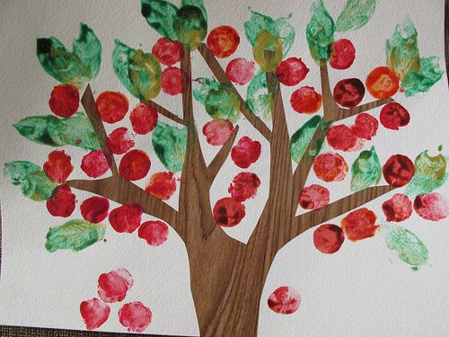 creative apple crafts for kids (7)